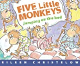 「Five Little Monkeys Jumping on the Bed (A Five Little Monkeys Story) (English Edition)」のサムネイル画像