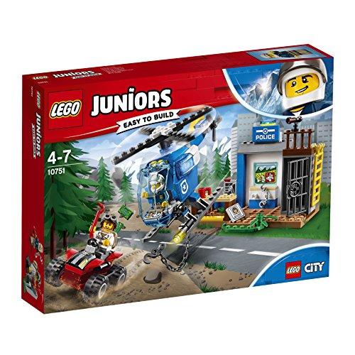 """レゴ(LEGO) ジュニア シティ """"山のドロボウたいほ"""" 10751"""