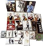 G-DRAGON GD BIGBANG ビッグバン グッズ セット ストラップ ネイルシール シリコンバンド カード 写真
