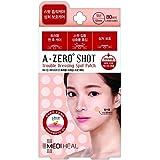 MEDIHEAL A-zero Shot Trouble Dressing Spot Patch Clear Spot Patch トラブル軽減