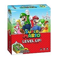 Super Mario Level Up Board Game