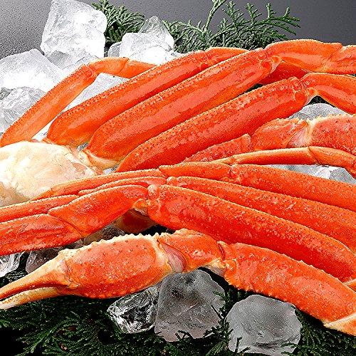 特Aクラス 天然 ズワイガニ 足 3Lサイズ ずわい蟹 約2kg 甘口仕立
