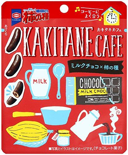 亀田製菓 亀田の柿の種ミルクチョコ 38g×12袋