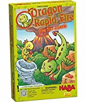HABA Dragon Rapid Fire Game - A Fast Paced Dice Race Game for Ages 3 and Up (Made in Germany) [並行輸入品]