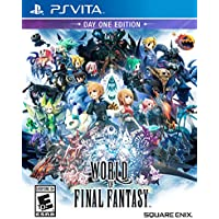 World of Final Fantasy (輸入版:北米) - PS Vita
