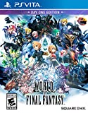 World of Final Fantasy (輸入版:北米) - PS Vita