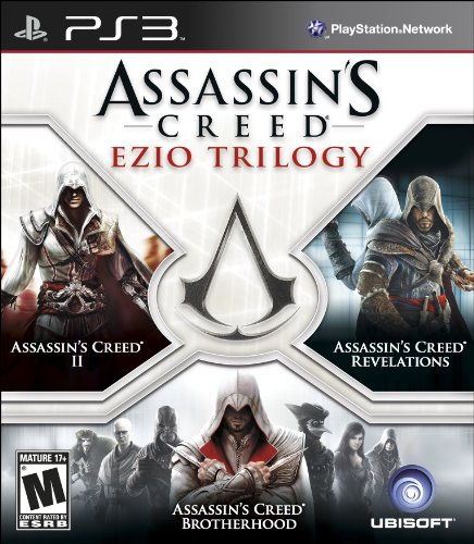 Assassin's Creed Ezio Trilogy (輸入版:北米)