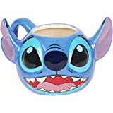Disney Lilo and Stitch 3D Mug 12 OZ