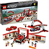 LEGO Speed Champions Ferrari Ultimate Garage 75889 Playset Toy