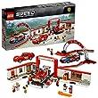 レゴ (LEGO)スピードチャンピオン フェラーリ・アルティメット・ガレージ 75889