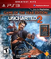 Uncharted 2: Among Thieves輸入版) - PS3