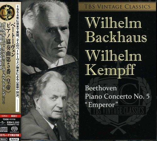 ベートーヴェン:ピアノ協奏曲第5番≪皇帝≫...