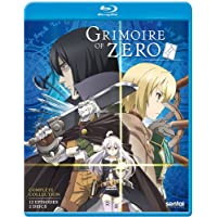 Grimoire Of Zero Blu-Ray
