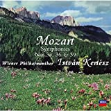 モーツァルト:交響曲第33番&第36番&第39番