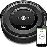 iRobot e515000 Roomba e5 Robot Vacuum Cleaner,Black