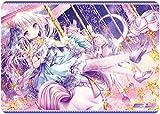 キャラクター万能ラバーマット E☆2 てぃんくる Frail Dream Carousel 約長辺520×短辺370×厚さ2mm