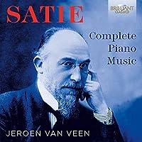 Satie: Complete Piano Music by Jeroen van Veen