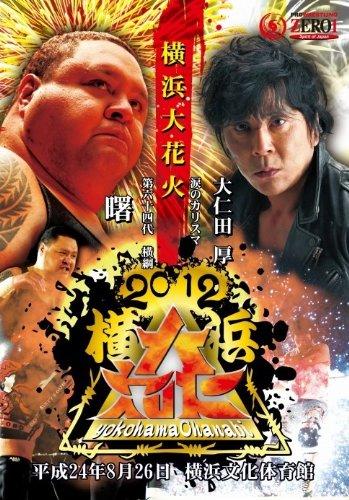 大仁田厚 PROWRESTLING ZERO1~2012横浜大花火~ [DVD]