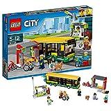 レゴ シティ 60154 バス停留所