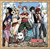 FAIRY TAIL ORIGINAL SOUNDTRACK VOL.3