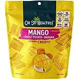 Oh So Healthy! Mango Sweet Potato Banana Fruit Crisps, 40g