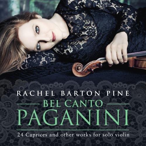 Bel Canto Paganini: 24 Caprice