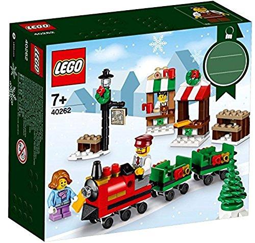 LEGO Xmas Train Ride 2017 Seasonal Set クリスマストレインライド 40262