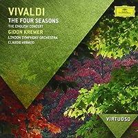 Vivaldi: The Four Seasons (Virtuoso series) by A. Vivaldi (2012-08-03)