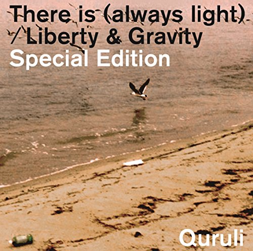 [画像:「There is (always light) / Liberty & Gravity」Special Edition (初回限定盤)]