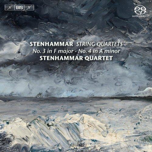 ヴィルヘルム・ステンハンマル : 弦楽四重奏曲集 第1集 (Stenhammar : String Quartets ~ No.3 in F major, No.4 in A minor/Stenhammar Quartet) [SACD Hybrid] [輸入盤]