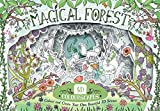 3D Colourscapes: Magical Forest: Colour and Create Your Own Beautiful 3D Scenes
