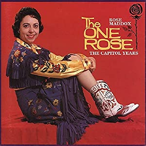 THE ONE ROSE 4-CD & BOOK/BUCH