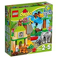 LEGO DUPLO Town 10804: Jungle Mixed by LEGO