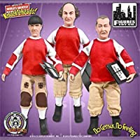 World's Greatest Knuckleheads the Three Stooges No Census . No Feeling [並行輸入品]