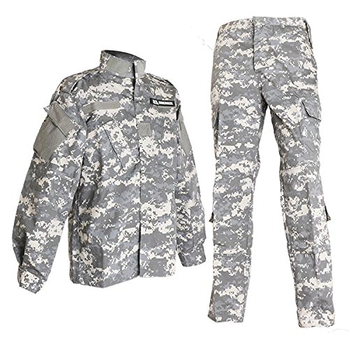 SHENKEL camouflage clothes and down set ACU XL