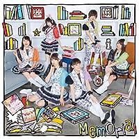【早期購入特典あり】Memorial(メーカー特典:特製ブロマイドA付) *CD+DVD