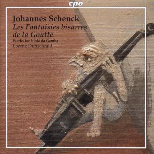シェンク:伴奏付きと無伴奏のヴィオラ・ダ・ガンバのための作品集 (Johannes Schenck/Works for Viola da Gamba)