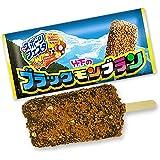 竹下製菓 ブラックモンブランアイス 7本