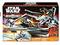 Star Wars Episode 7 The Force Awakens Micro Machines First Order Star Destroyer by Hasbro