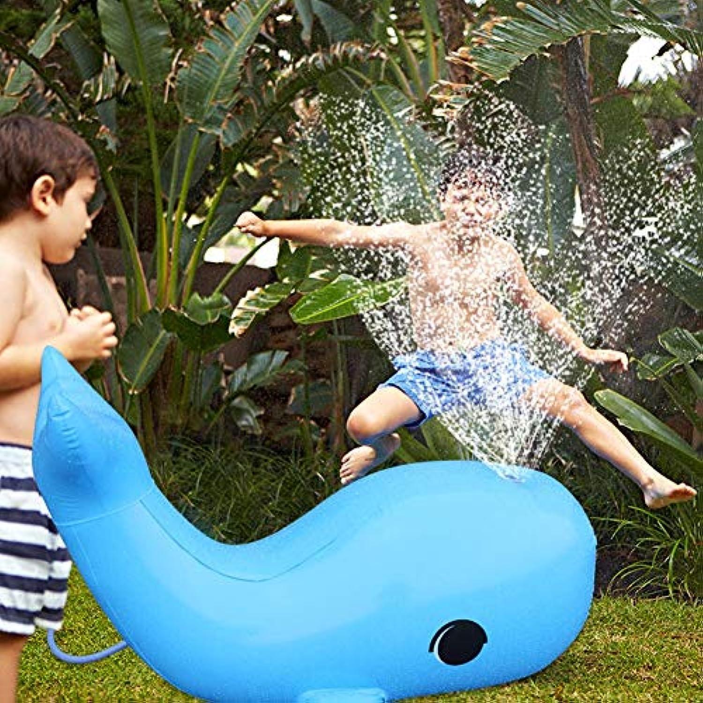 Là Vestmon ドルフィンを噴水に - 2018新しいスタイルのインフレータブルイルカモデルインフレータブルおもちゃイルカシミュレータ水を実行するPVC人形
