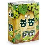 ★お買い得!★【ヘテ ぶどうジュース 1箱(238mlx12缶入り)】 ボンボン ドリンク 韓国飲料 果物飲料 韓国お茶 韓国食品