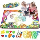 Dreampark 绘画贴纸 用水画画 魔法水画布 儿童 益智玩具 绘画工具 彩色贴纸