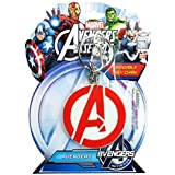 Marvel(マーベル)Avengers(アベンジャーズ)Logo Bendable Keychain(キーホルダー) [並行輸入品]