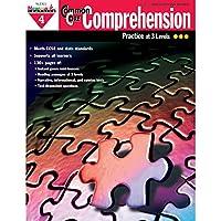 Common Core Comprehension Grade 4 (CC Comp)