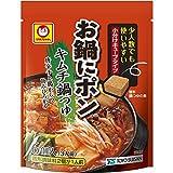 マルちゃん お鍋にポン キムチ鍋つゆ      30g