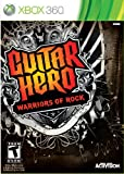 Guitar Hero: Warriors of Rock (輸入版:北米・アジア) - Xbox360