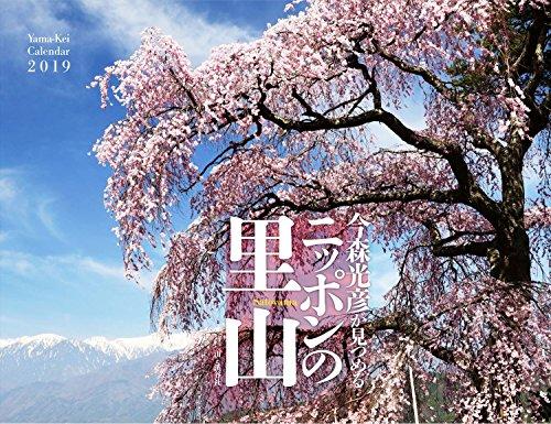 カレンダー2019 今森光彦が見つめるニッポンの里山 (ヤマケイカレンダー2019)