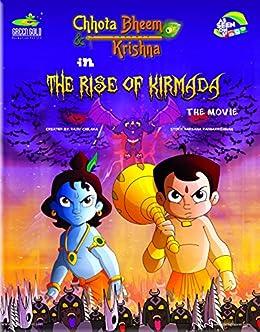 amazon the rise of kirmada chhota bheem and krishna english