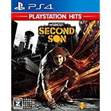 【PS4】inFAMOUS Second Son PlayStation Hits 【Amazon.co.jp限定】オリジナルPC&スマホ壁紙 配信 【CEROレーティング「Z」】