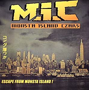 Escape from Monsta Island